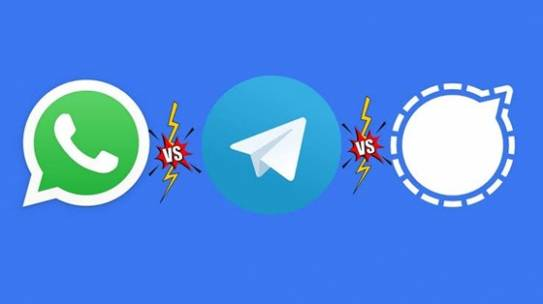 WhatsApp Struggling To Stop Subscribers Fleeing To Telegram, Signal